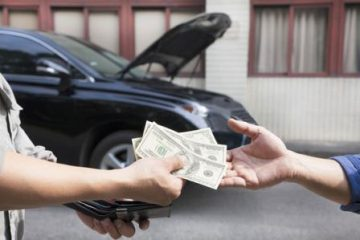 Как продать автомобиль после аварии и купить новую машину?